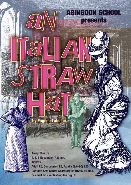 Italian Straw Hats
